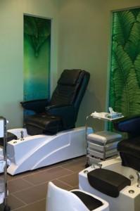 Artisan Spa Foot Treatment Chair